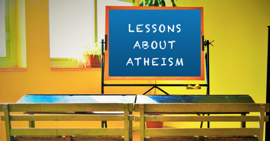 Secular Sunday #401 – New lesson plans published about atheism