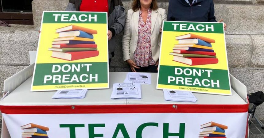 Teach, Don't Preach: New Website Launched