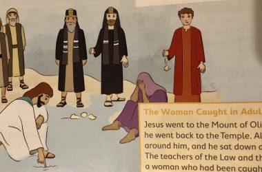Catholic School lesson plan promotes sexist, violent, antisemitic, forged Bible passage