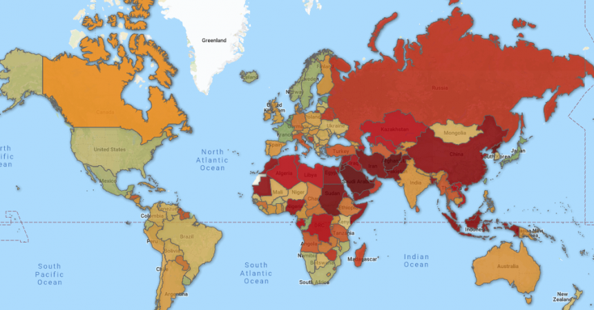 Freedom of Thought Report 2019 highlights blasphemy laws