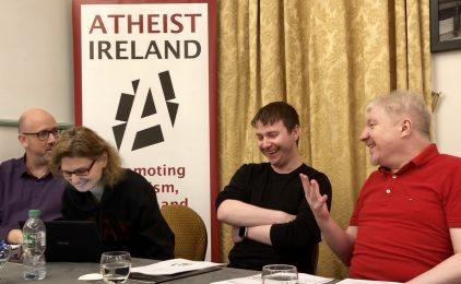 Secular Sunday #412 – Successful Atheist Ireland AGM yesterday