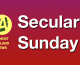 Secular Sunday # 238 'Denial Will Not Defend Us'