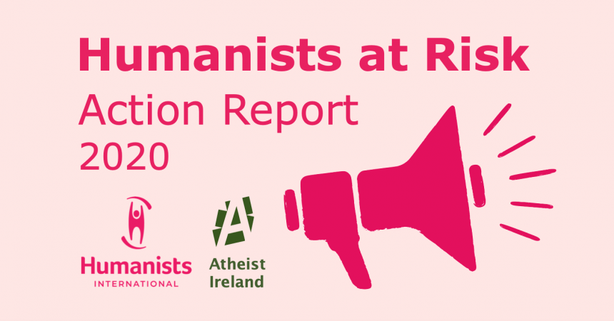 Humanists at Risk Action Report 2020