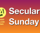 Secular Sunday #283 – Freedom of and from religion for all