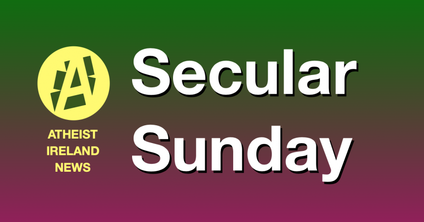 Secular Sunday #451 – Human Rights and Religious Instruction