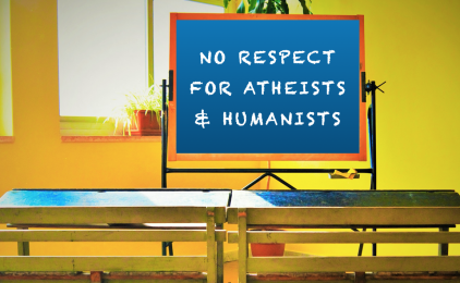 Secular Sunday #450 – The State religion course disrespects our rights