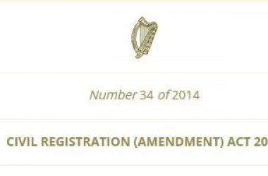 Civil Registration Amendment Act discriminates on religious grounds