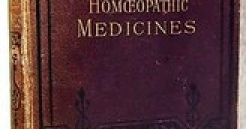 Christianity goes one further on Homeopathy