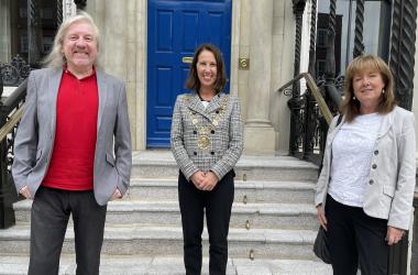 Secular Sunday #504 – Atheist Ireland meets Lord Mayor of Dublin