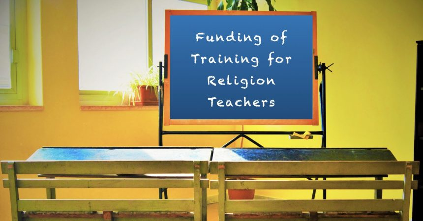 Secular Sunday #509 – Misuse of public funds for in-service teacher training